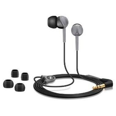 Sennheiser CX 200 II Siyah Kulakiçi Silikonlu Kulaklik Renkli